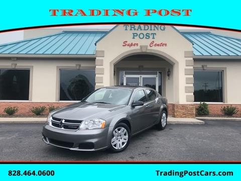 2013 Dodge Avenger for sale in Conover, NC
