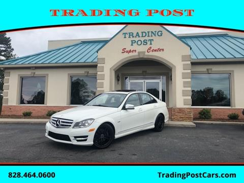 2012 Mercedes-Benz C-Class for sale in Conover, NC
