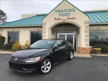 2014 Volkswagen Passat for sale in Conover, NC