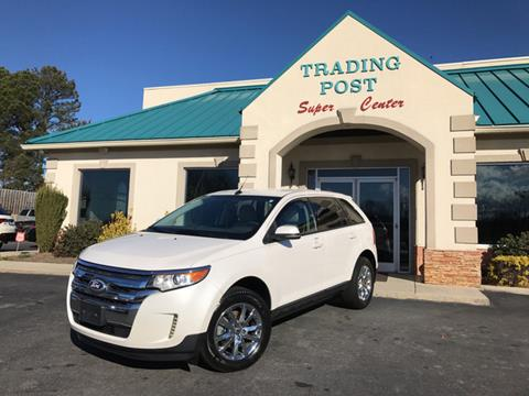2013 Ford Edge for sale in Conover, NC