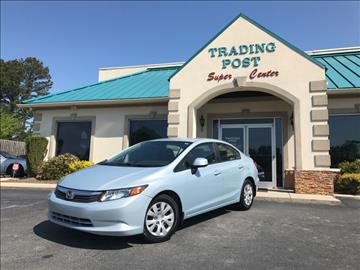 2012 Honda Civic for sale in Conover, NC