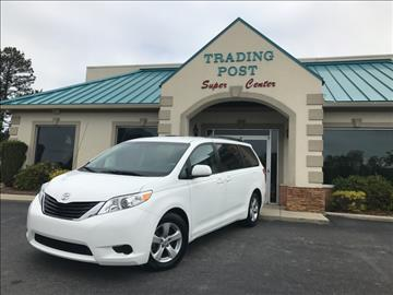 2011 Toyota Sienna for sale in Conover, NC
