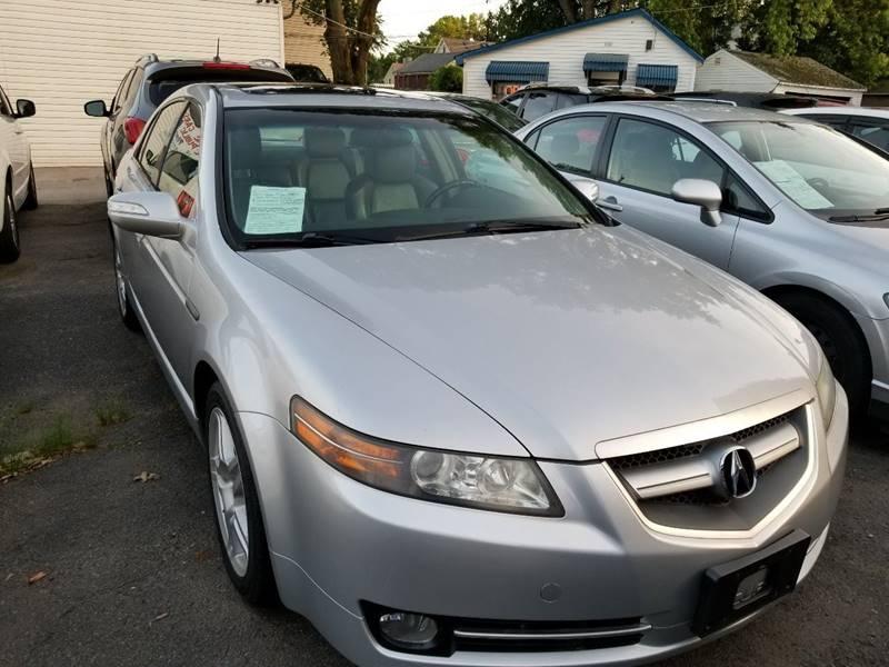 Acura TL WNavi In Highland Park NJ Highland Park Motors Inc - 08 acura tl for sale