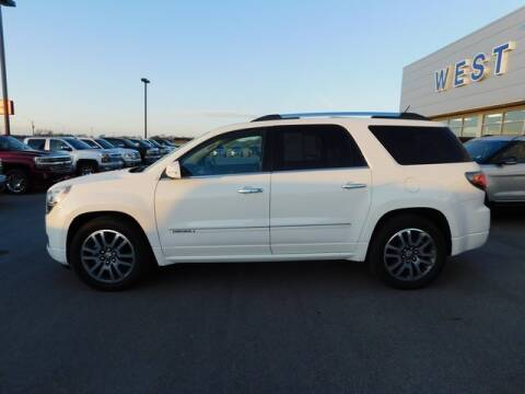 2014 GMC Acadia for sale at West Point Auto & Truck Center Inc. in West Point NE