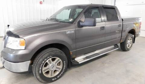 2005 Ford F-150 for sale at West Point Auto & Truck Center Inc. in West Point NE