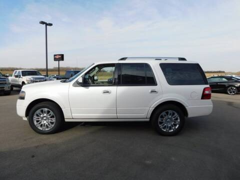 2013 Ford Expedition for sale at West Point Auto & Truck Center Inc. in West Point NE