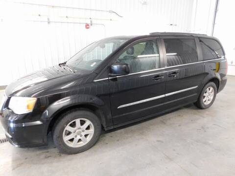 2012 Chrysler Town and Country for sale at West Point Auto & Truck Center Inc. in West Point NE