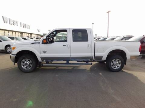 2014 Ford F-350 Super Duty for sale at West Point Auto & Truck Center Inc. in West Point NE