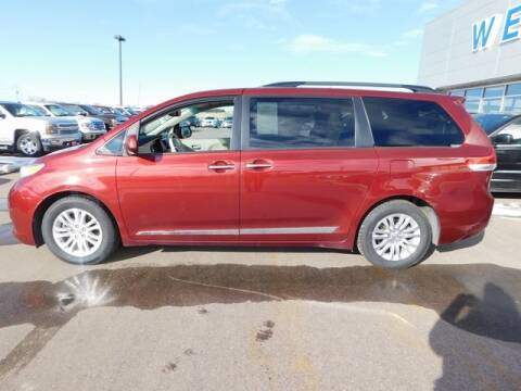 2014 Toyota Sienna for sale at West Point Auto & Truck Center Inc. in West Point NE