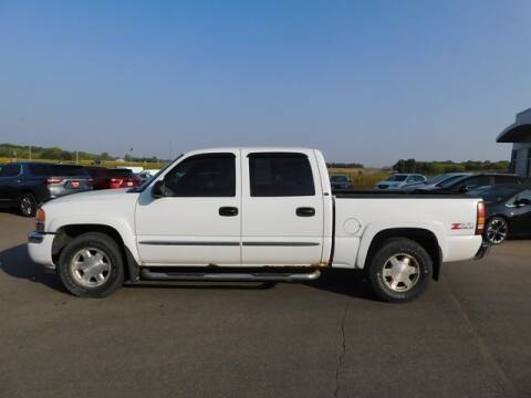 2006 GMC Sierra 1500 for sale at West Point Auto & Truck Center Inc. in West Point NE