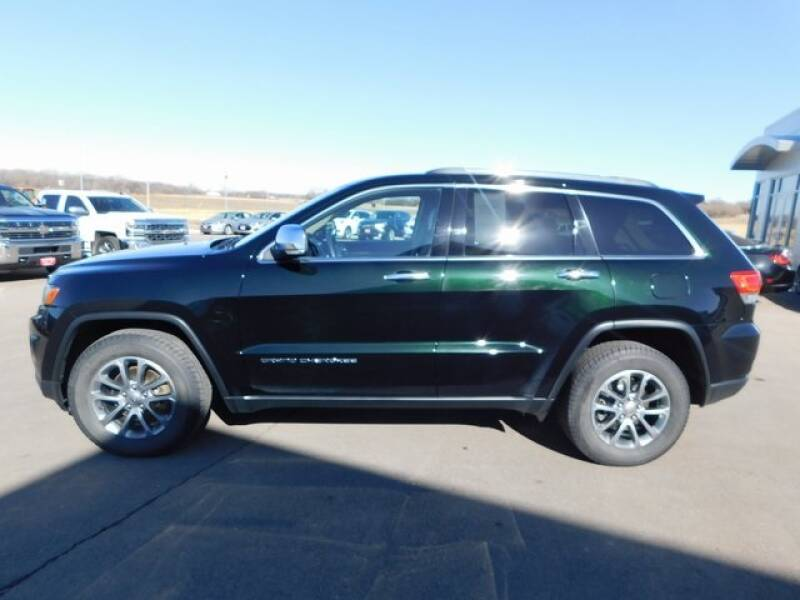 2014 Jeep Grand Cherokee for sale at West Point Auto & Truck Center Inc. in West Point NE