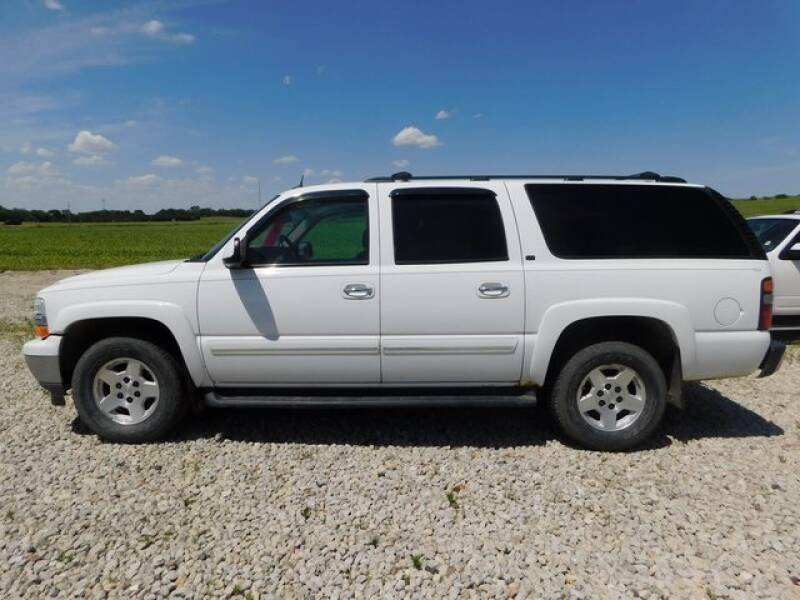2005 Chevrolet Suburban for sale at West Point Auto & Truck Center Inc. in West Point NE