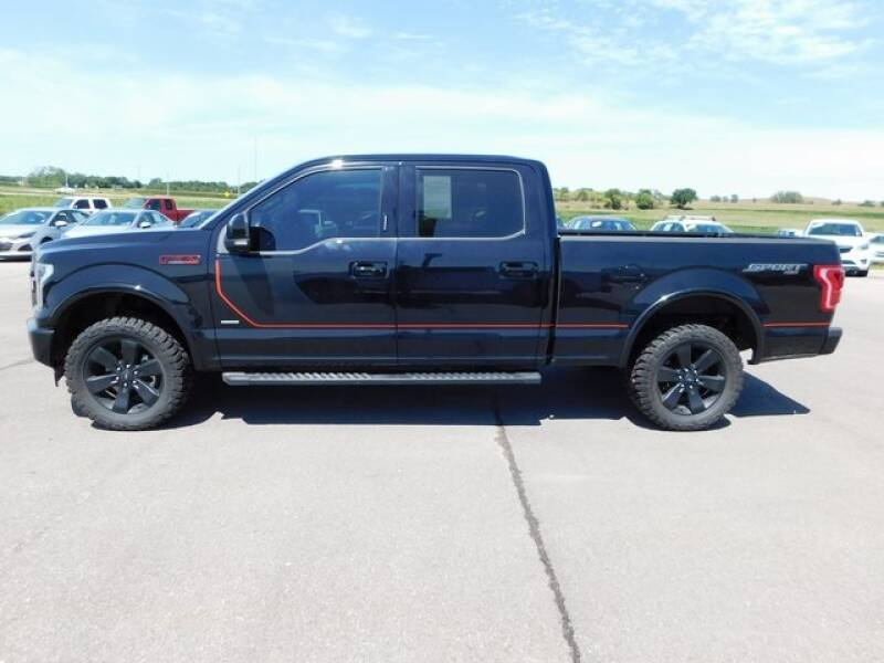 2017 Ford F-150 for sale at West Point Auto & Truck Center Inc. in West Point NE