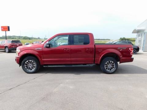 2018 Ford F-150 for sale at West Point Auto & Truck Center Inc. in West Point NE