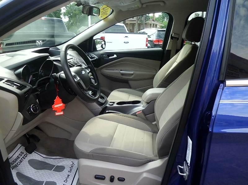 2014 ford escape se 4dr suv in aurora il - aurora auto center inc