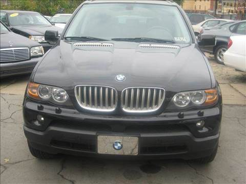 2005 BMW X5 for sale at B. Fields Motors, INC in Pittsburgh PA