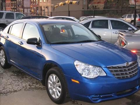 2008 Chrysler Sebring for sale at B. Fields Motors, INC in Pittsburgh PA