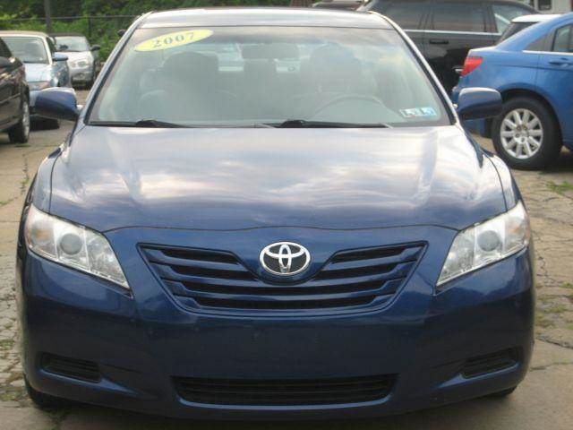 2007 Toyota Camry for sale at B. Fields Motors, INC in Pittsburgh PA