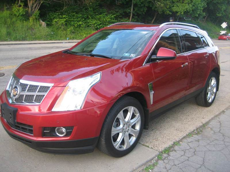 2010 Cadillac SRX for sale at B. Fields Motors, INC in Pittsburgh PA
