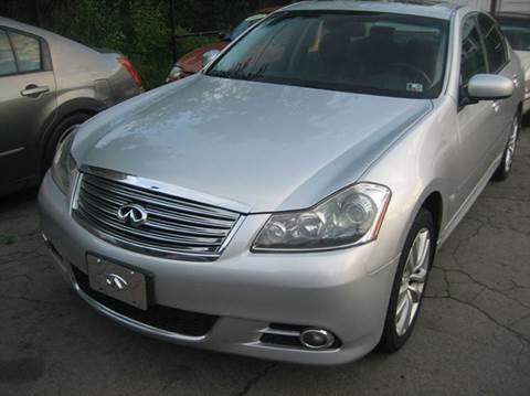 2009 Infiniti M35 for sale at B. Fields Motors, INC in Pittsburgh PA