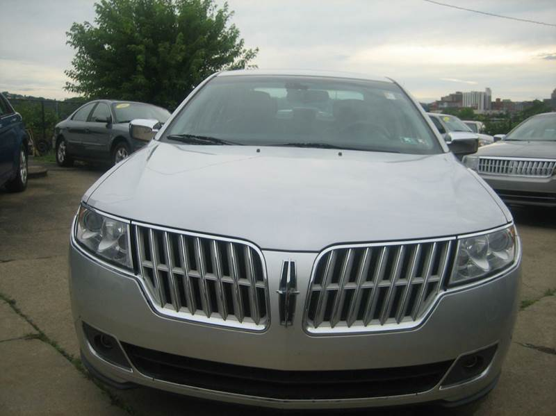 2011 Lincoln MKZ for sale at B. Fields Motors, INC in Pittsburgh PA