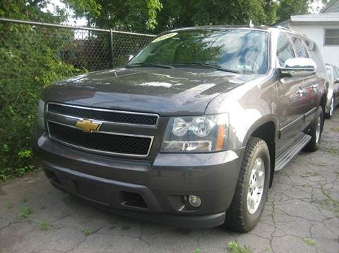 2010 Chevrolet Suburban for sale at B. Fields Motors, INC in Pittsburgh PA