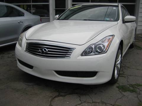 2010 Infiniti G37 Coupe for sale in Pittsburgh, PA