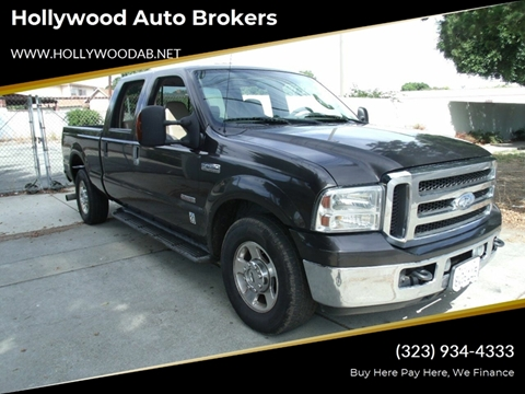 2005 Ford F-250 Super Duty for sale in Los Angeles, CA