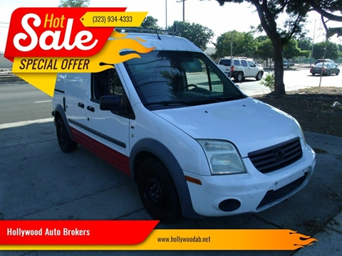 2010 Ford Transit Connect for sale in Los Angeles, CA
