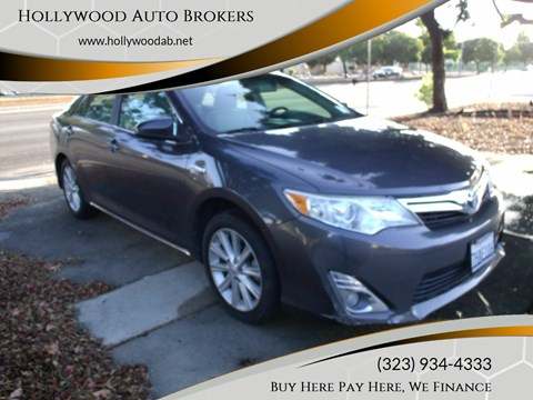 2013 Toyota Camry Hybrid for sale in Los Angeles, CA