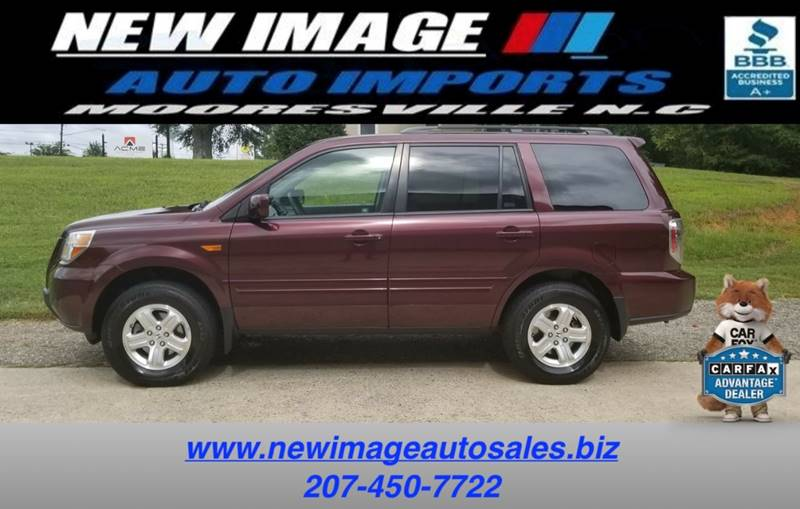 2008 Honda Pilot For Sale At New Image Auto Imports Inc In Mooresville NC