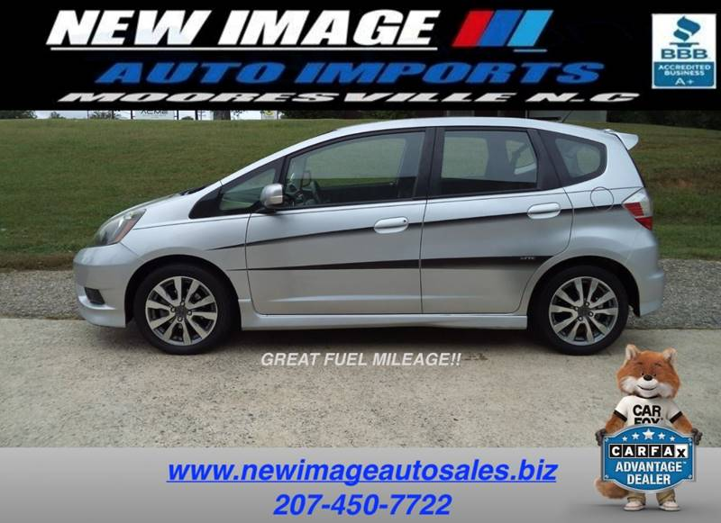 2013 Honda Fit For Sale At New Image Auto Imports Inc In Mooresville NC