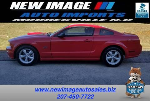 used ford mustang for sale in mooresville nc. Black Bedroom Furniture Sets. Home Design Ideas