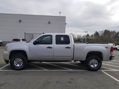 2010 GMC Sierra 2500HD for sale in Mooresville, NC