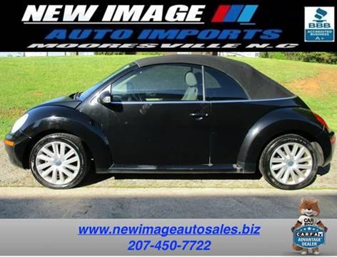 2010 Volkswagen New Beetle for sale in Mooresville, NC