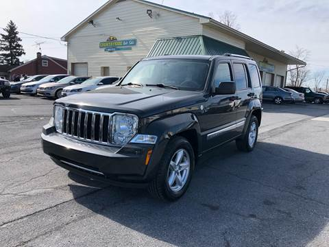 2010 Jeep Liberty for sale in Fredericksburg, PA