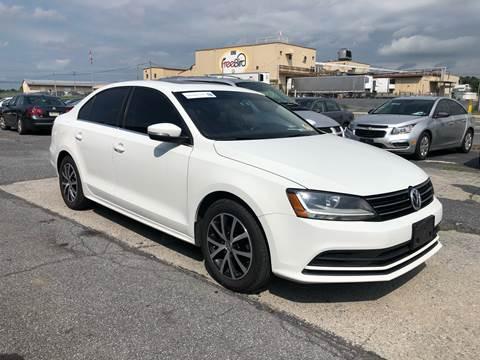 2017 Volkswagen Jetta for sale in Fredericksburg, PA