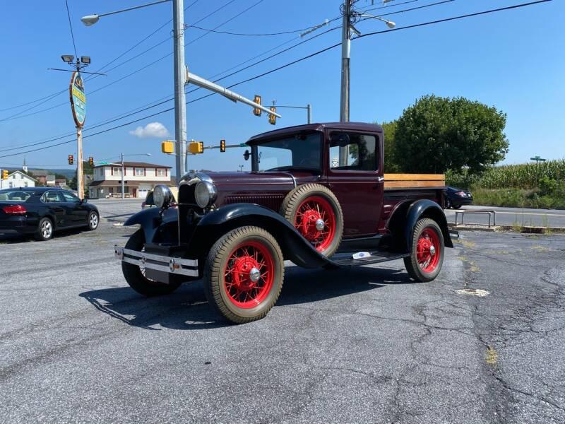 1930 Ford Model A PICKUP - Fredericksburg PA