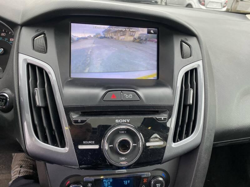2013 Ford Focus Titanium 4dr Hatchback - Fredericksburg PA