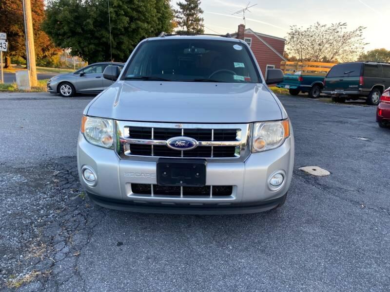 2012 Ford Escape AWD XLT 4dr SUV - Fredericksburg PA