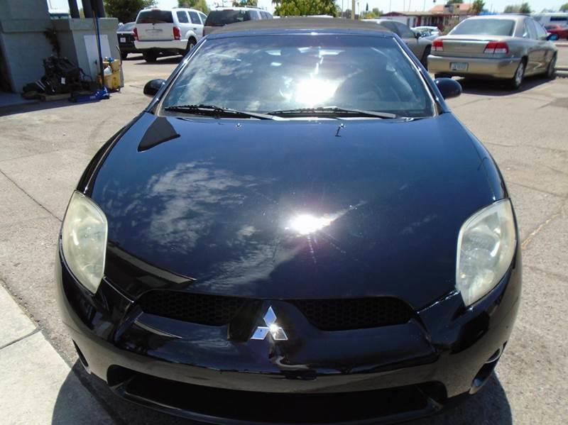 2007 Mitsubishi Eclipse Spyder GT 2dr Convertible (3.8L V6 5A) - Mesa AZ