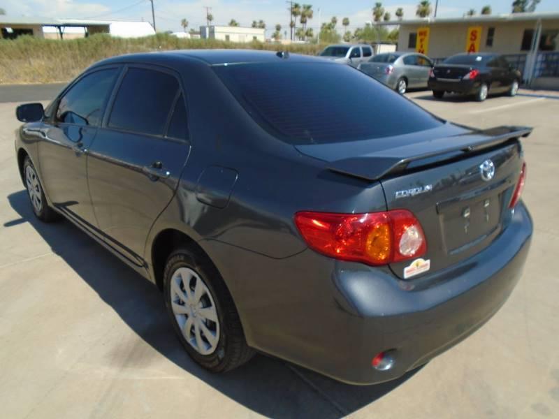 2009 Toyota Corolla LE 4dr Sedan 4A - Mesa AZ