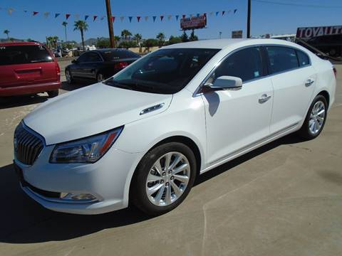 2016 Buick LaCrosse for sale in Mesa, AZ