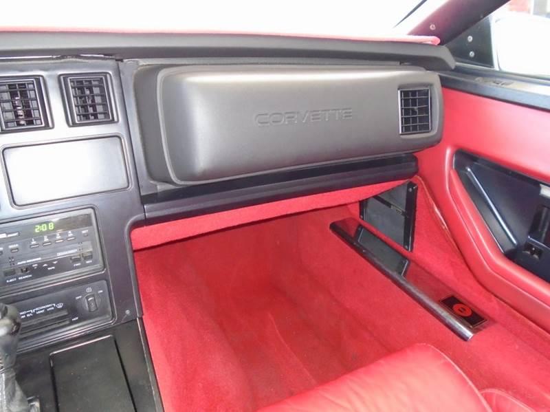 1988 Chevrolet Corvette 2dr Convertible - Mesa AZ