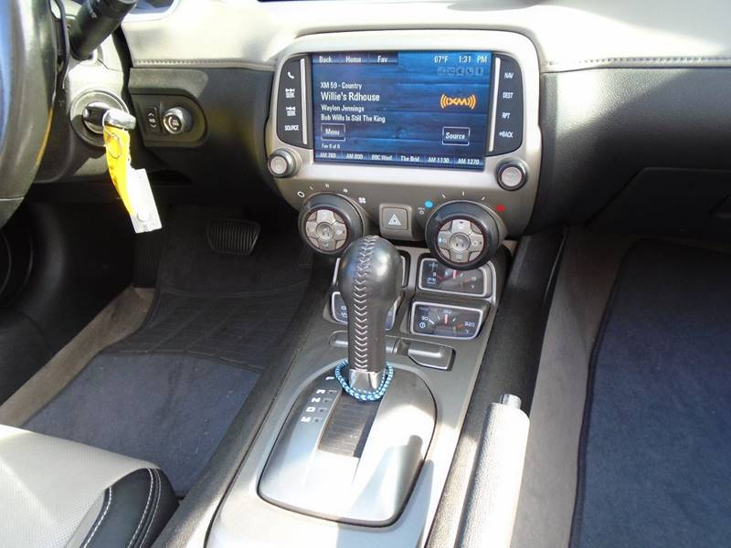 2014 Chevrolet Camaro SS 2dr Convertible w/2SS - Mesa AZ