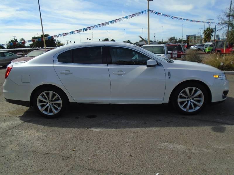 2012 Lincoln MKS 4dr Sedan - Mesa AZ