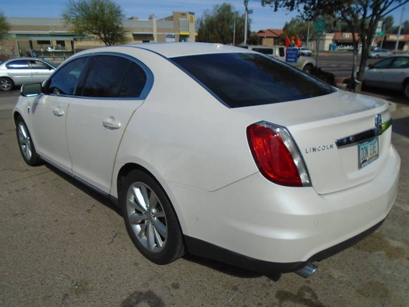 2012 Lincoln Mks 4dr Sedan In Apache Junction Az Axe Auto Sales