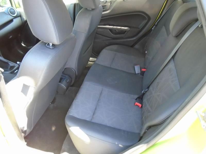 2011 Ford Fiesta SE 4dr Hatchback - Mesa AZ