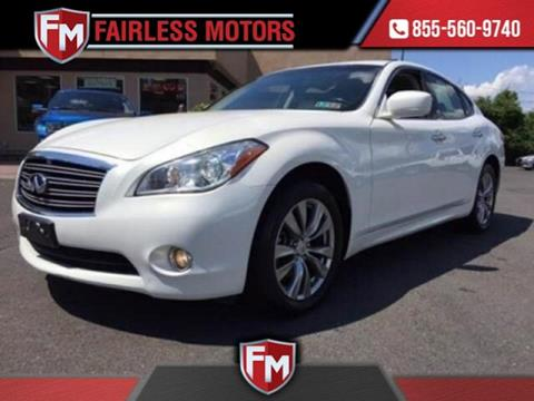 2013 Infiniti M37 for sale in Fairless Hills, PA