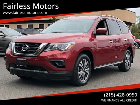 2017 Nissan Pathfinder for sale in Fairless Hills, PA